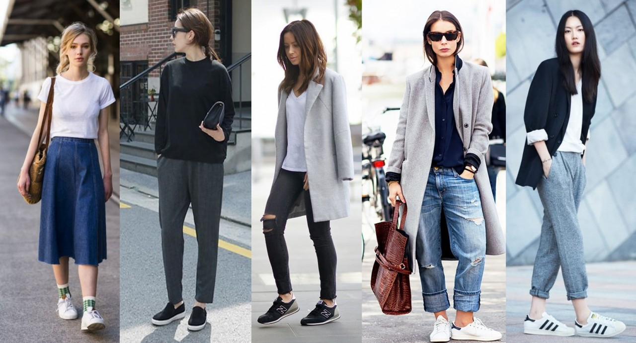 Normcore: Your Answer to Blending in With Style