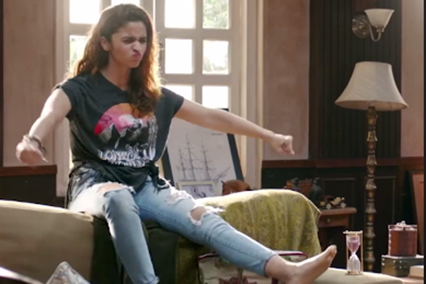 The enviable distressed denims collection shown in Dear Zindagi