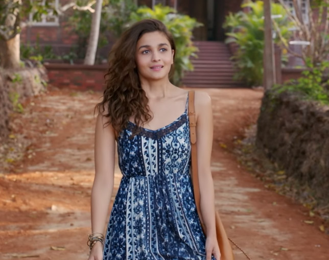 Maxi dresses like the one worn by Alia Bhatt in Dear Zindagi is available on People Online.
