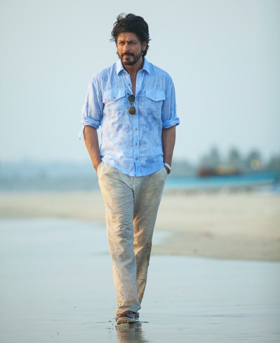 Update your closet on People Online with the linen look like SRK's from Dear Zindagi.