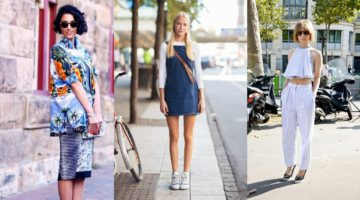 Fashion predictions for 2017