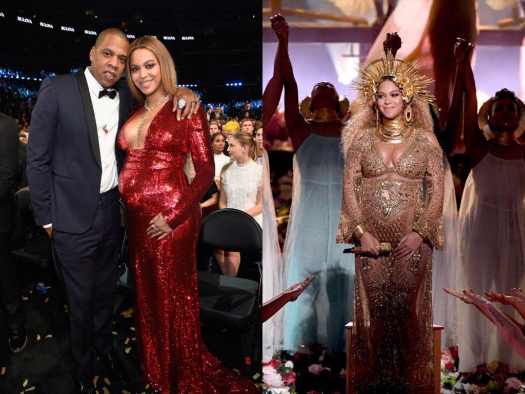 59th Grammy Awards: Beyoncé