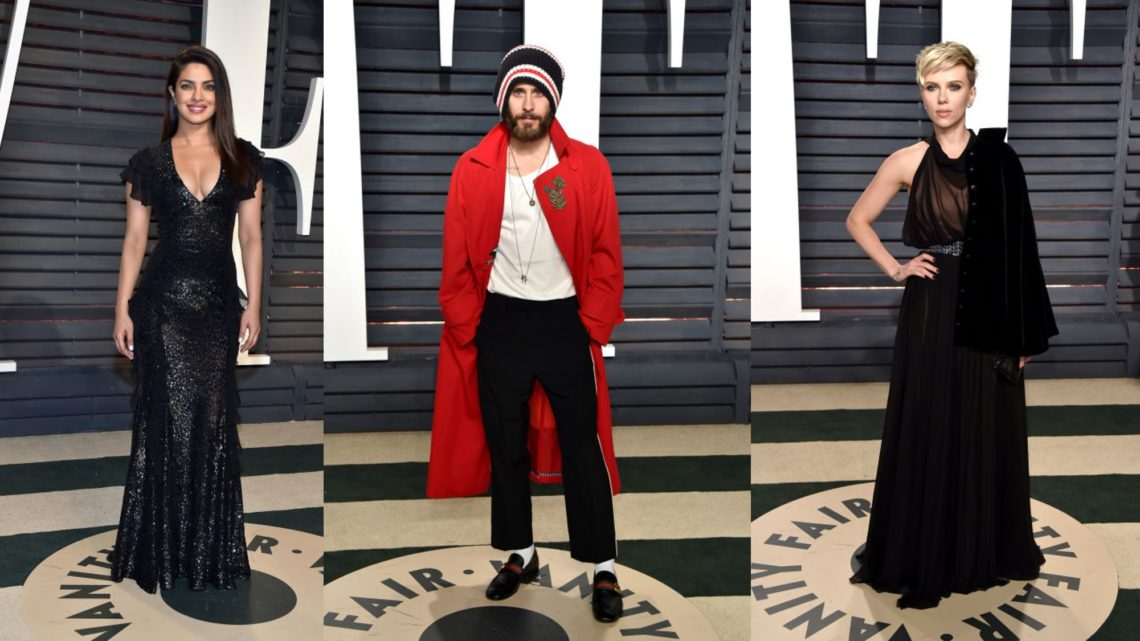 How our favourite celebs slayed at the Vanity Fair Oscars after party
