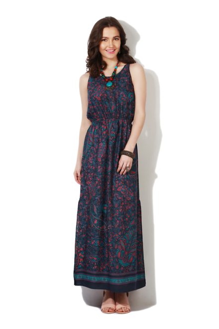 Retro Fashion - Maxi Dress