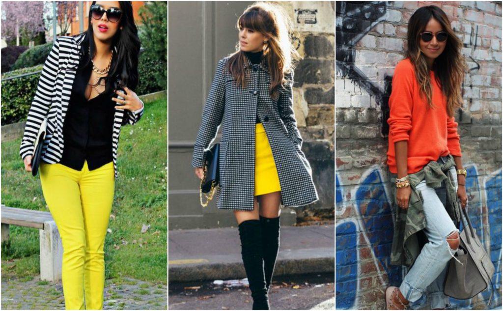 Fashion Trends - Neon