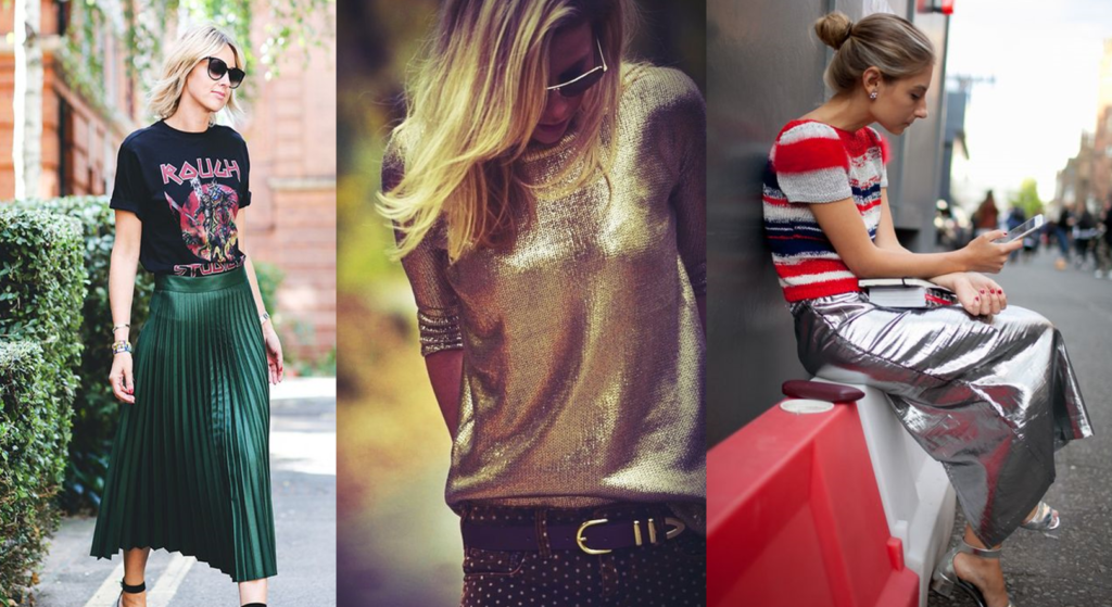 Fashion Trends - Shimmer