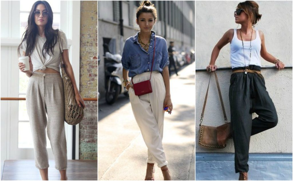 Fashion Trends - Baggy Pants