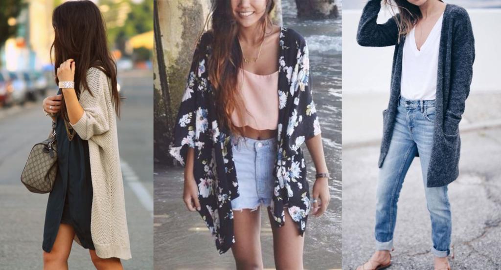 Fashion Trends - Cardigan