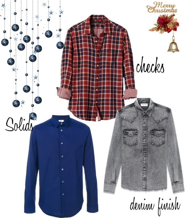 Christmas Time - Stylish Shirts