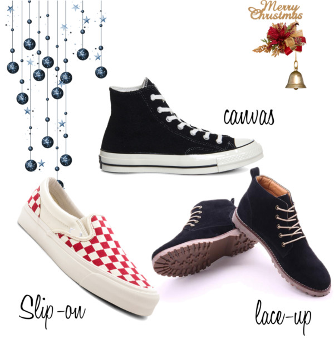 Christmas Time - Trendy Shoes