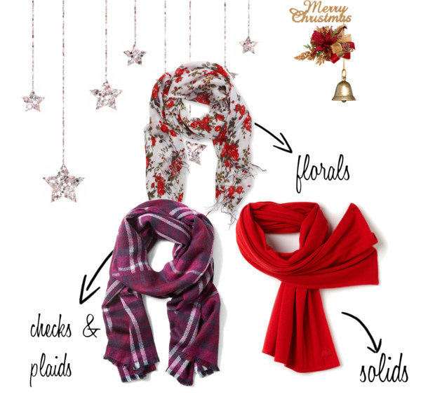 Christmas Time - Fancy Scarves